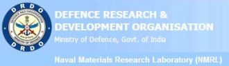 Naval Materials Research Laboratory (NMRL) - Logo