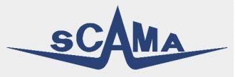 SCAMA AB - Logo