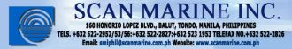 Scan Marine Inc. - Logo