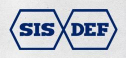 SISDEF Ltda. - Logo