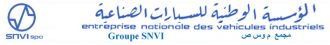 National Industrial Vehicles Company (Société Nationale des Véhicules Industriels - SNVI) - Logo