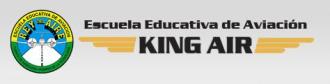 Escuela Educativa de Aviacion Rey del Aire Ltda. - Logo