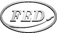 "Kharkiv Machinery Plant ""FED"" - Logo"