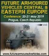 Future Armoured Vehicles Central and Eastern Europe 2019, 20-21 May, Prague, Czech Republic - Logo