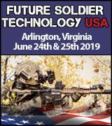 FUTURE SOLDIER TECHNOLOGY USA 2019, June 24-25, Hilton Arlington, Virginia, USA  - Logo