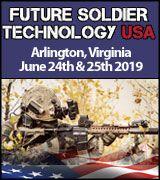 FUTURE SOLDIER TECHNOLOGY USA 2019, June 24-25, Hilton Arlington, Virginia, USA  - Logo