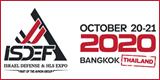 ISDEF 2020, October 20-21, Bangkok, Thailand - Κεντρική Εικόνα