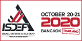 ISDEF 2020, October 20-21, Bangkok, Thailand - Κεντρική Εικόνα