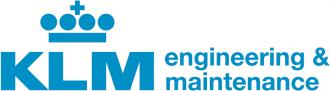 KLM Engineering & Maintenance - Logo