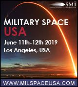 Military Space USA 2019, June 11-12, Los Angeles, USA - Logo