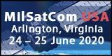 MilSatCom USA 2020, 24-25 June, Arlington, Virginia, USA - Κεντρική Εικόνα