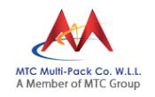 MTC MultiPack W.L.L. - شركة ام تي سي مالتي باك - Logo