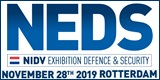 NEDS - Exhibition Defence & Security 2019, November 28, Ahoy Rotterdam, The Netherlands - Κεντρική Εικόνα