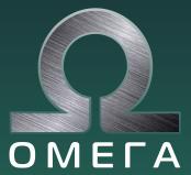 JSC «Instrument-making plant «Omega» - Logo