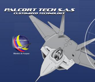 Palcort Tech S.A.S. - Logo