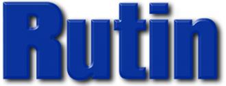 Rutin Ltd. Kft (Rutin Civil Engineering Prime Contractor, Undertaking Organizer and Commercial Ltd.) - Logo