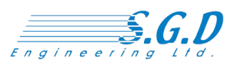 S.G.D. Engineering Ltd. - Logo