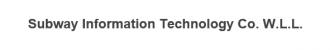 Subway Information Technology Co. W.L.L. - Logo
