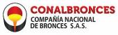Compania Nacional de Bronces Ltda. - Logo