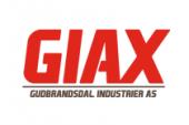 Gudbrandsdal Industrier A.S. (GIAX) - Logo