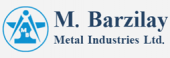 M. Barzilay Metal Industries ltd. - Logo
