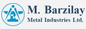 M. Barzilay Metal Industries ltd. - Logo
