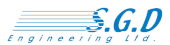 S.G.D. Engineering Ltd. - Logo