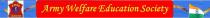 Army Welfare Education Society - AWES - Logo