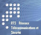 RTS (Réseaux de Télécommunications et Sécurité) - Logo