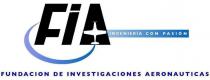 Fundacion de Investigaciones Aeronauticas (FIA) - Logo