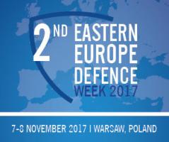 2nd Eastern Europe Defence Week 2017, 6-7 November, Warsaw, Poland - Κεντρική Εικόνα
