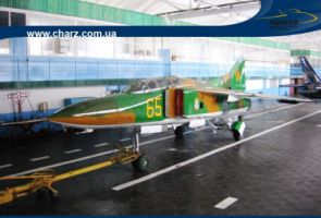 Chuguev Aircraft Repair Plant  - Pictures 2