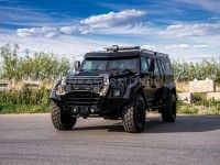 INKAS Armored Vehicle Manufacturing - Pictures 2