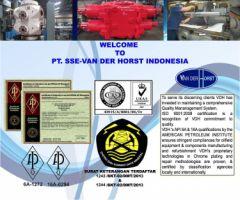 PT SSE-Van Der Horst Indonesia (SSE-VDHI) - Pictures