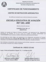 Escuela Educativa de Aviacion Rey del Aire Ltda. - Pictures 2