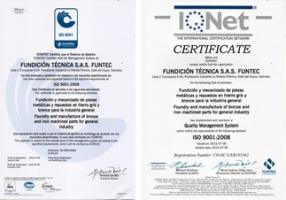 Fundicion Tecnica - Funtec S.A.S. - Pictures 2