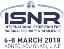 ISNR 2018 - International Exhibition for National Security & Resilience, 6-8 Mach, ADNEC, Abu Dhabi, UAE - Κεντρική Εικόνα