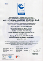 Mac-Johnson Controls Colombia S.A.S. - Pictures 4