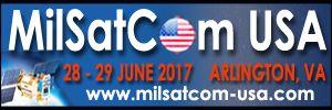 MILSATCOM USA 2017, 28-29 June, Sheraton Pentagon City, Arlington, VA, USA - Κεντρική Εικόνα