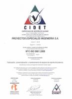 Proyectos Especiales Ingenieria S.A. - Pictures 2