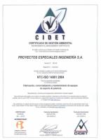 Proyectos Especiales Ingenieria S.A. - Pictures 3