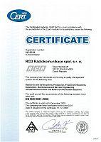 RCD Radiokomunikace spol. s r.o. - Pictures