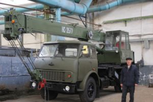 Nizhyn Repair Plant of Engineering Armament - Pictures