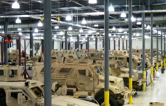 bae_systems_joins_u.s._navy_to_mark_5000th_upgraded_mine-resistant_tactical_vehicle_for_u.s._and_coalition_forces